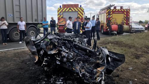 Aisne : ce que l'on sait de l'accident de la route qui a coûté la vie à quatre enfants à Laon