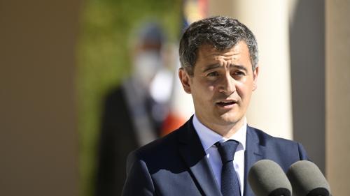"""Propos de Gérald Darmanin sur les violences policières: """"Le ministre de l'Intérieur a toute la confiance du Premier ministre"""", assure Matignon"""