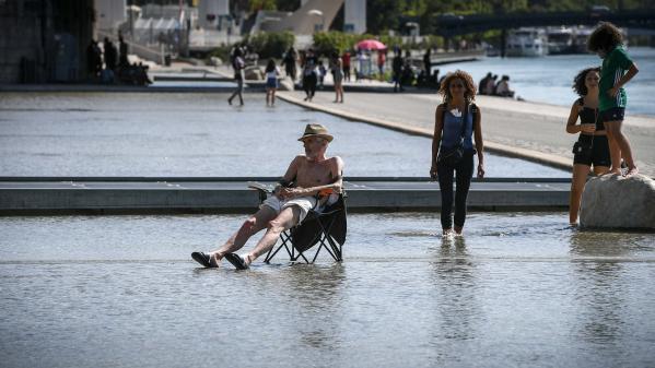Canicule : nouvelle vague de chaleur en France