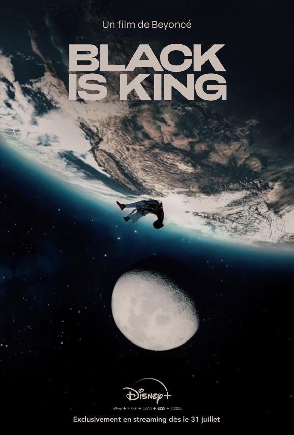 Black is Kingest disponible sur Disney +.