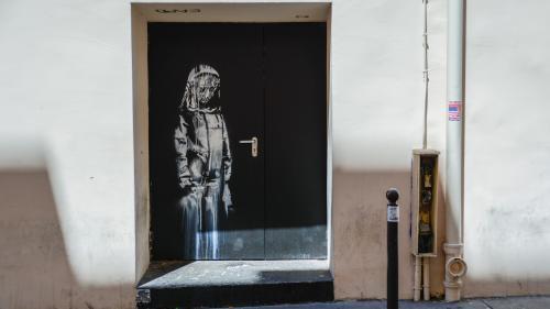 Du Bataclan à l'Italie : comment les policiers ont retrouvé l'oeuvre de Banksy