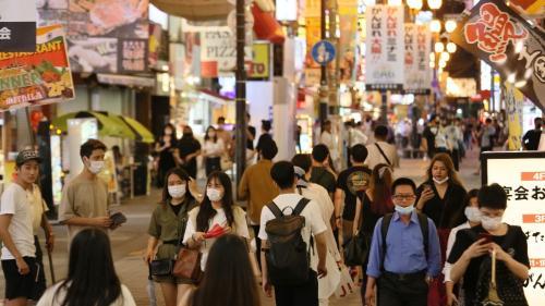 """Coronavirus : au Japon, l'état d'urgence est déclaré pour la région d'Okinawa face à la """"propagation explosive"""" du virus"""