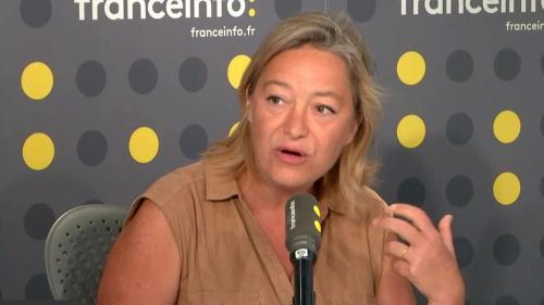 """Adoption à l'Assemblée nationale de la PMA pour toutes : """"Le texte en lui-même est vraiment honteux"""" estime Ludovine de La Rochère"""