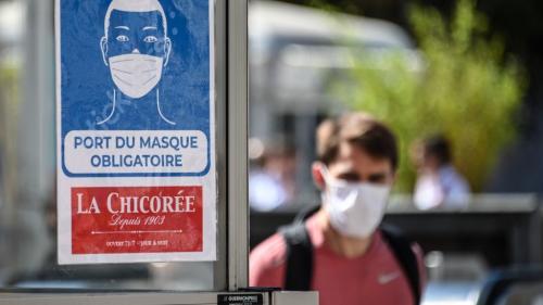 Covid-19 : Le port du masque obligatoire dans certaines rues de Lille et Nice