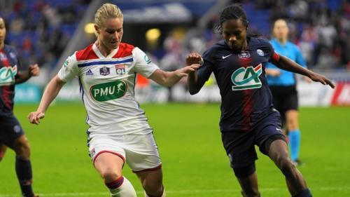 Football : le PSG et Lyon s'affronteront en finale de la Coupe de France féminine, le 9 août