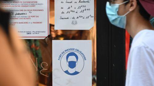 Coronavirus : à Toulouse, le port du masque devient obligatoire à l'extérieur