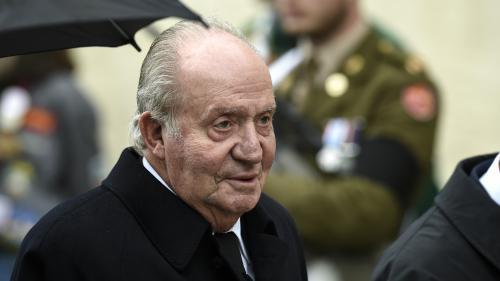 Espagne : l'ancien roi Juan Carlos quitte le pays