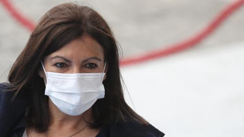 Paris : Anne Hidalgo demande à la préfecture de police de rendre le port du masque obligatoire dans certains lieux extérieurs