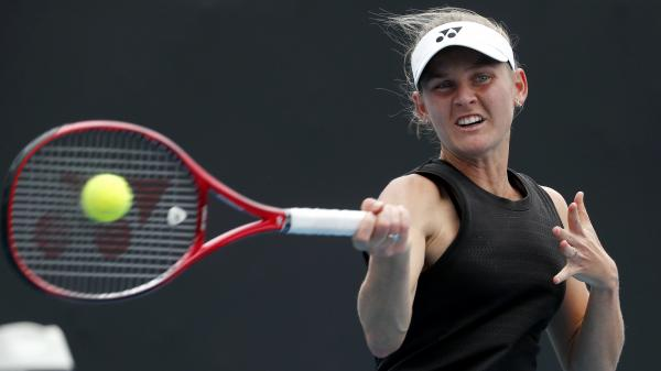 """""""La joie de rejouer prime sur l'anxiété"""" : avec l'Open de Palerme en Italie, la saison de tennis féminin reprend malgré un protocole sanitaire contraignant"""