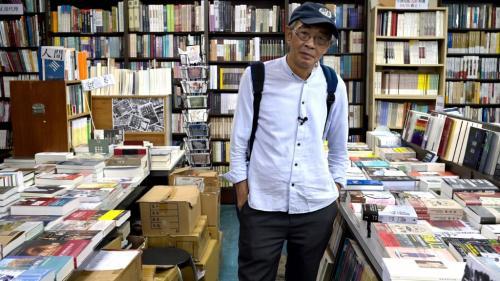 Image de couverture - Les éditeurs des auteurs dissidents de Hong Kong tentés de se réfugier à Taïwan