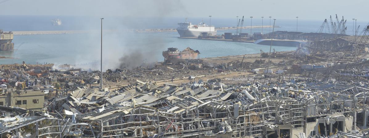 Explosions à Beyrouth : au moins 40 Français blessés, l'enquête du ...