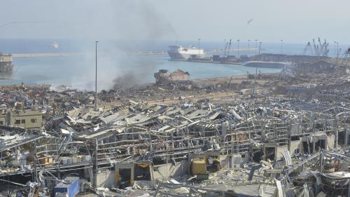 Explosions à Beyrouth : au moins 21 Français blessés, le parquet de Paris ouvre une enquête