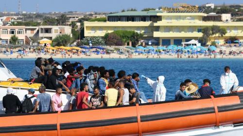 Mauritanie: naufrage d'un bateau transportant une quarantaine de migrants, un seul survivant