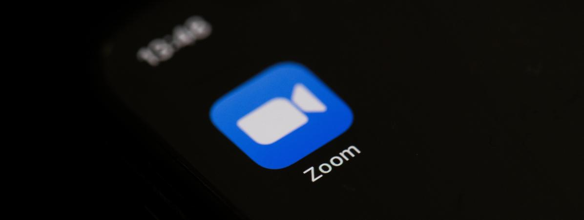L\'audience a été organisée par téléconférence, via l\'application Zoom.