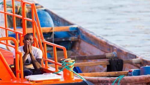 Mauritanie : 27 migrants sont morts après s'être jetés dans l'océan, souffrant de déshydratation