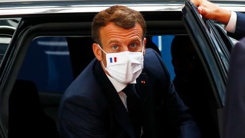 """Coronavirus : Macron annonce un Conseil de défense """"la semaine prochaine"""""""