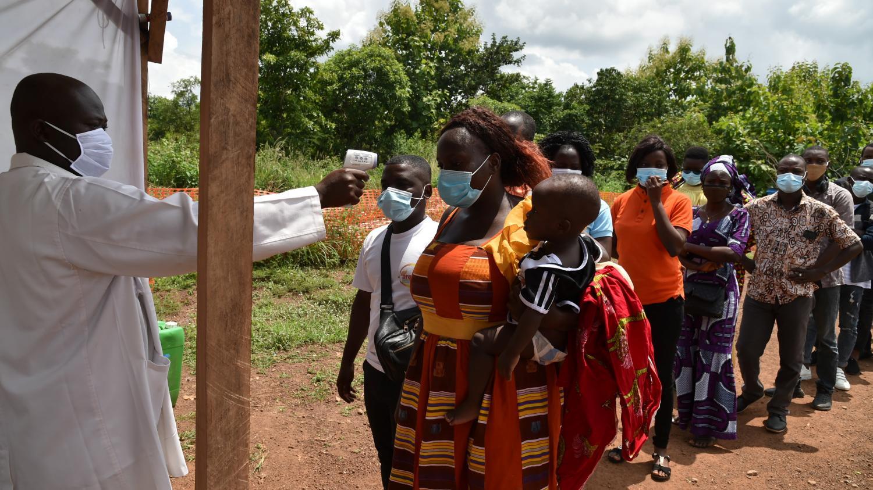 Image Coronavirus : l'Afrique a passé le cap du million de cas
