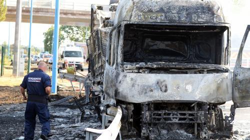 Chauffeur routier tué près de Montauban : la garde à vue du gendarme à l'origine de la mort est prolongée