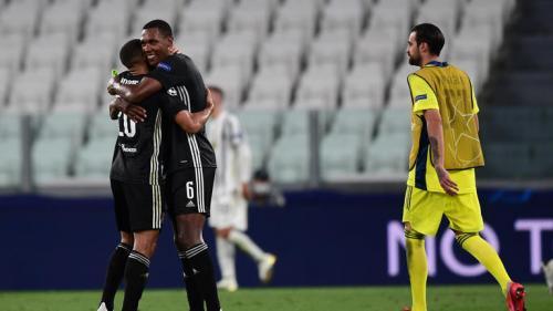 Ligue des champions : après son exploit contre la Juventus, Lyon rêve d'un miracle pour une qualification en Coupe d'Europe