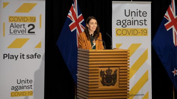 Coronavirus : en Nouvelle-Zélande, déjà 100 jours sans aucun nouveau cas de Covid-19