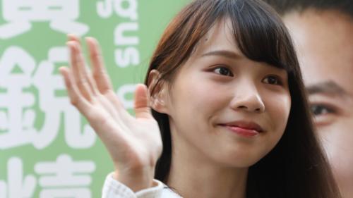 Hong Kong : la militante Agnes Chow arrêtée au nom de la loi sur la sécurité nationale