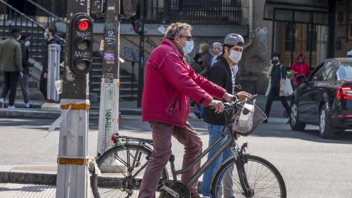 Si leschiffres de la sécurité routière s'améliorent de manière générale, le nombre de cyclistes tués sur les routes n'a jamais été aussi élevé.