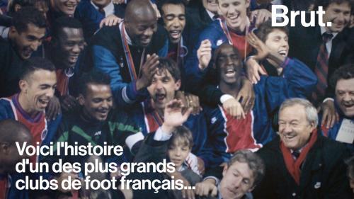 VIDEO. On vous raconte l'histoire du Paris Saint-Germain