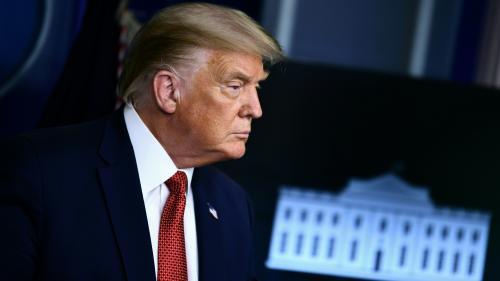 """Etats-Unis : les forces de l'ordre ont tiré sur une personne """"à l'extérieur de la Maison Blanche"""", déclare Donald Trump"""