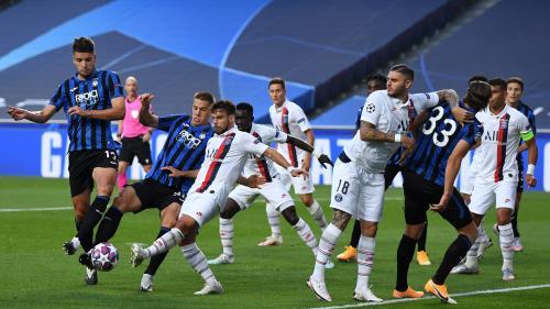 DIRECT. Foot : l'Atalanta ouvre le score face au PSG, en quart de finale de la Ligue des champions