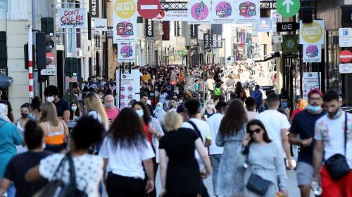 Belgique: le port du masque devient obligatoire dans la région de Bruxelles, où le nombre d'infections au coronavirus a dépassé le seuil d'alerte