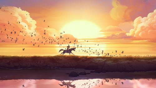 """Image de couverture - """"C'est un univers riche et plein d'humanité"""" : après la BD et la série, """"Yakari"""" arrive au cinéma"""