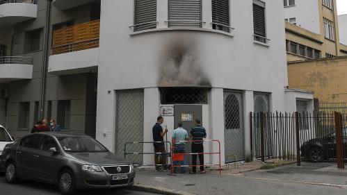 """Lyon : une mosquée visée par une tentative d'incendie, """"la deuxième cette semaine"""", dénonce Gérald Darmanin"""