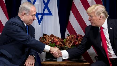 """Les Etats-Unis annoncent un """"accord de paix historique"""" entre Israël et les Emirats arabes unis"""