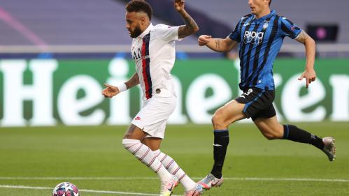 EN IMAGES. Ligue des champions: revivez la soirée renversante des joueurs du PSG face à l'Atalanta en quart de finale