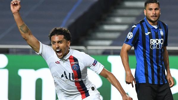 Football : Paris exulte après la qualification du PSG en demi-finale de la Ligue des Champions
