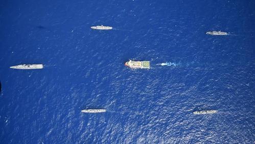 Méditerranée orientale : les tensions s'accroissent entre la France et la Turquie