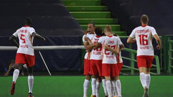 Ligue des champions : le RB Leipzig domine l'Atlético de Madrid (2-1) et affrontera le PSG en demi-finale