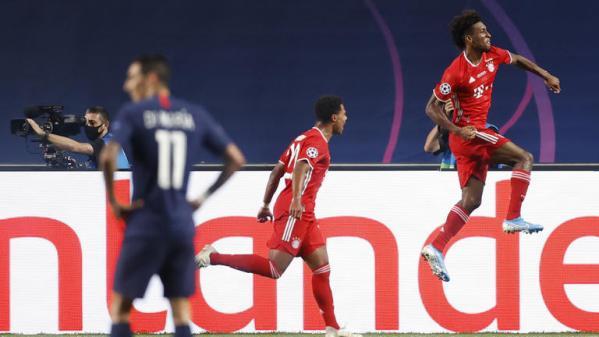 Ligue des champions : fin du rêve pour le Paris Saint-Germain qui échoue en finale face au Bayern Munich (1-0)