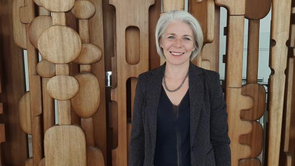 Sereine Mauborgne,députée de la quatrième circonscription du Var pour La République en Marche.