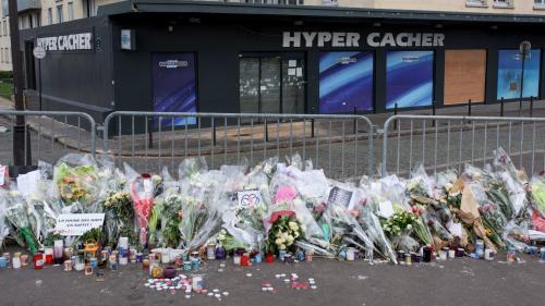 """RECIT. """"Une course contre la montre"""" : de """"Charlie Hebdo"""" à l'Hyper Cacher, sur les traces d'Amedy Coulibaly"""