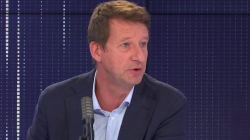 """VIDEO. Présidentielle 2022 : """"Il n'y a pas de candidat naturel"""" chez les écologistes, affirme Yannick Jadot"""