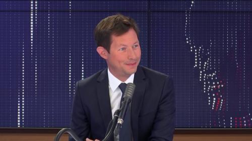 """VIDEO. Présidentielle 2022 : """"Il faut un moyen de trancher la ligne"""", dit François-Xavier Bellamy qui n'exclut pas l'éventualité d'une primaire à droite"""