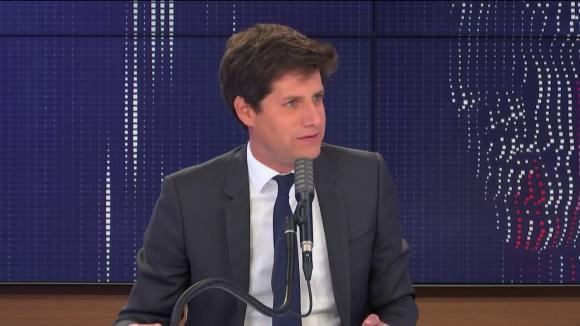 Julien Denormandie, ministre de l'Agriculture et de l'Alimentation était l'invité du