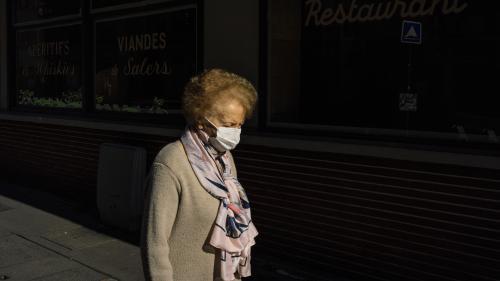 Coronavirus : le sentiment de solitude s\'accroît chez les seniors