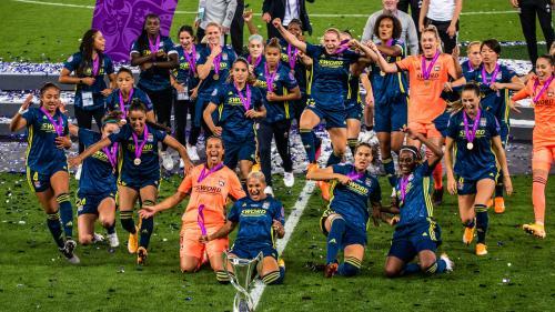 Football féminin : une septième Ligue des champions pour l'OL