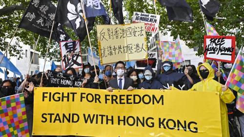 """Hong Kong : la loi sur la sécurité est un """"risque grave"""" pour les libertés, alerte l'ONU"""