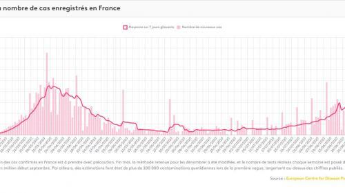 INFOGRAPHIES. Coronavirus : morts, hospitalisations, âge des malades... Suivez l'évolution de l'épidémie en France et dans le monde