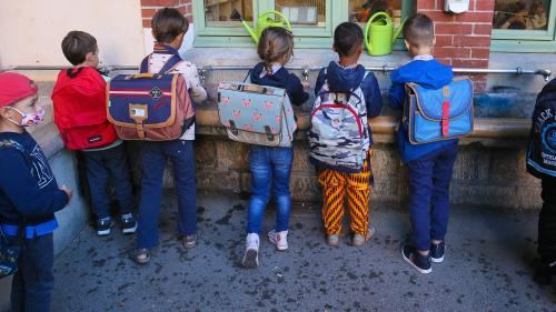Coronavirus : le port du masque préconisé dans les écoles privées