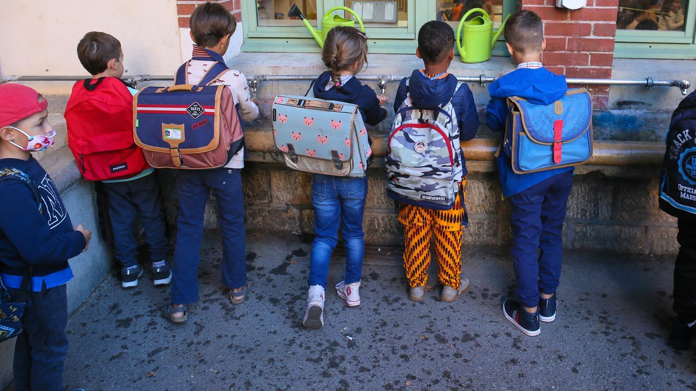 Coronavirus : vers un allégement du protocole sanitaire dans les écoles