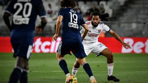Ligue 1 : les Girondins de Bordeaux et l'Olympique Lyonnais se quittent sur un match nul et vierge